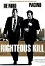 disappointment: righteous kill