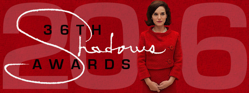 36th shadows awards