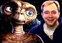 e.t. and rich meet in london, april 2000